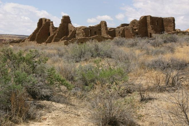 Pueblo Bonito, Nageezi, United States