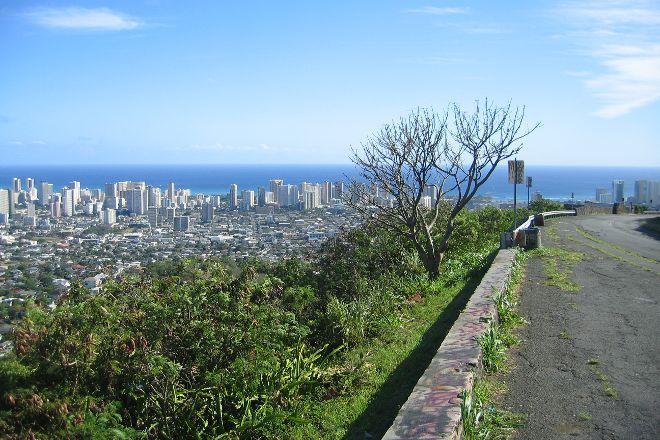 Puu Ualakaa State Park, Honolulu, United States