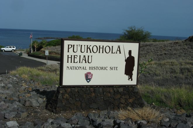 Puukohola National Historic Park, Kawaihae, United States