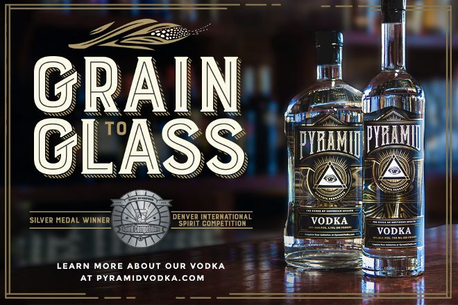 Pyramid Vodka, Memphis, United States