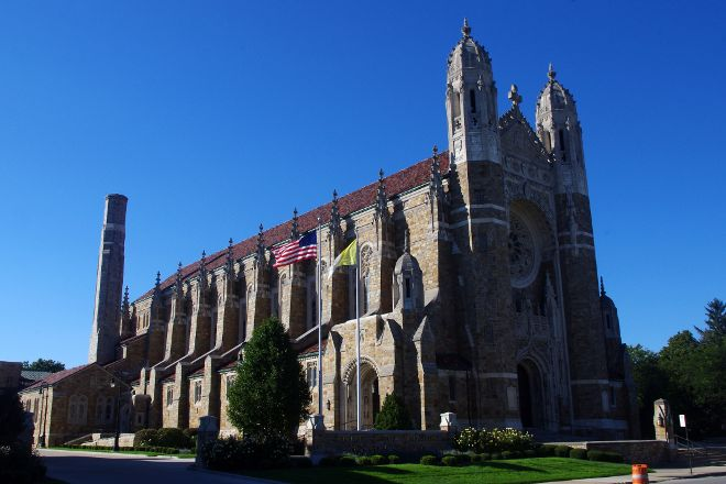 Queen of the Most Holy Rosary Cathedral, Toledo, United States