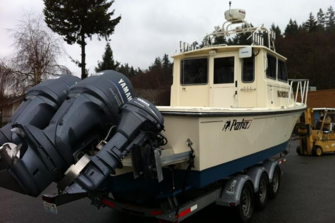 R&R Charters, Anacortes, United States