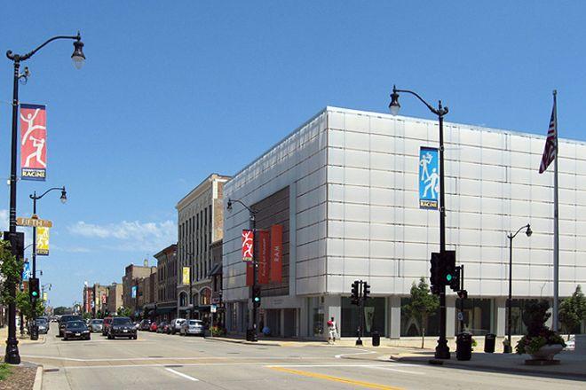 Racine Art Museum, Racine, United States