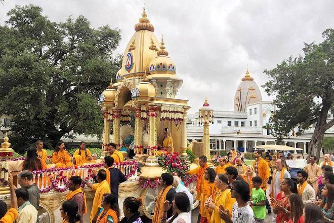 Radha Madhav Dham, Austin, United States