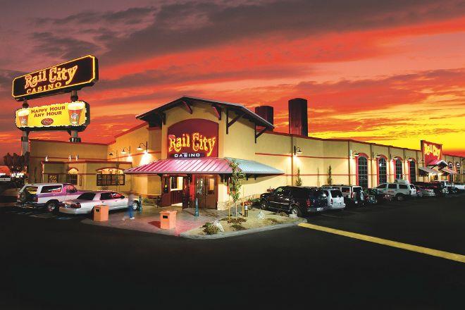 Rail City Casino, Sparks, United States