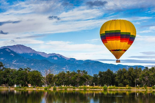 Rainbow Ryders Hot Air Balloon Ride Co., Colorado Springs, United States