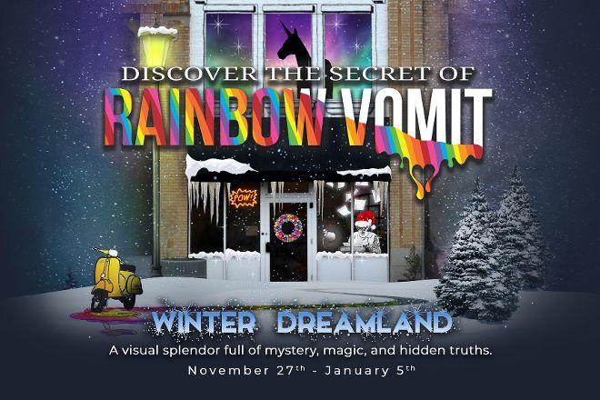 Rainbow Vomit, Dallas, United States