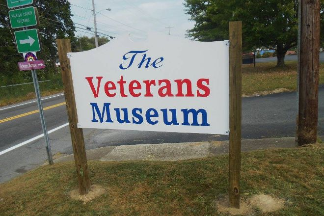 Raleigh county veterans museum, Beckley, United States