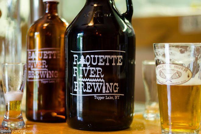 Raquette River Brewing, Tupper Lake, United States