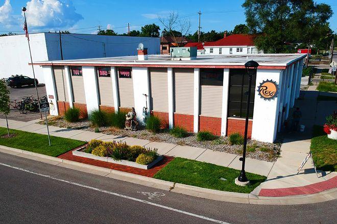 Rays Bicycle Shop, Midland, United States