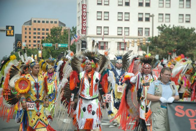 Red Earth Festival, Oklahoma City, United States