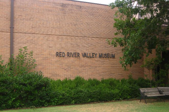 Red River Valley Museum, Vernon, United States