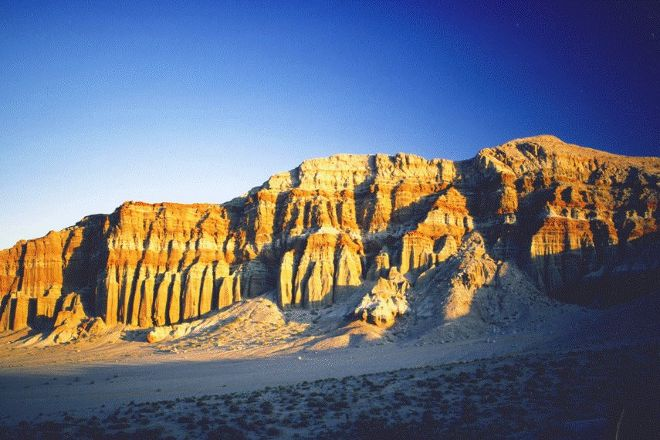 Red Rock Canyon State Park, Cantil, United States