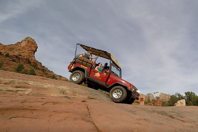 Red Rock Jeep Tours, Sedona, United States