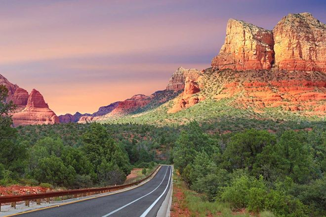 Red Rock Scenic Byway (SR 179), Sedona, United States