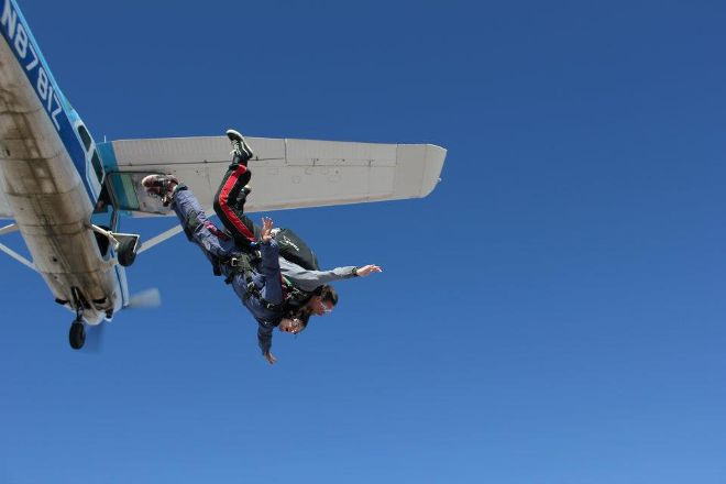 Red Rock Skydiving, Cottonwood, United States
