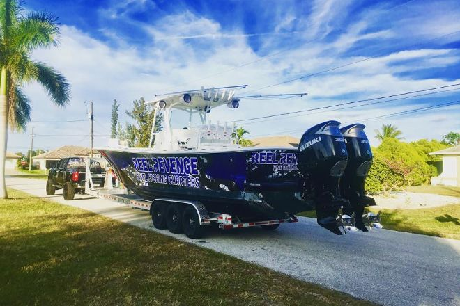 Reel Revenge Fishing Charters, Cape Coral, United States