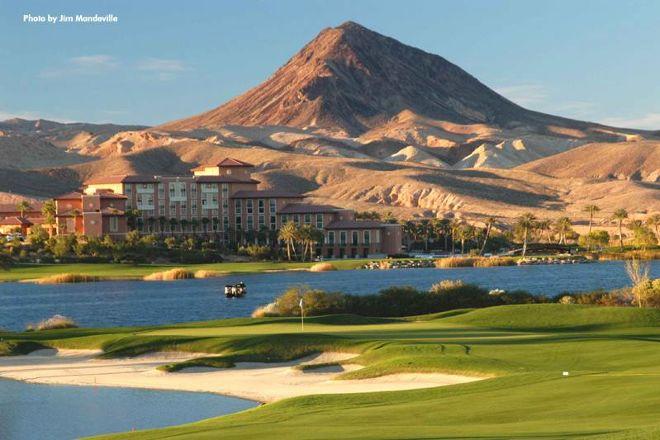 Reflection Bay Golf Club, Henderson, United States