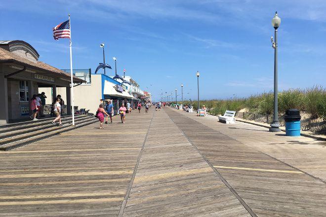 Rehoboth Beach Boardwalk, Rehoboth Beach, United States
