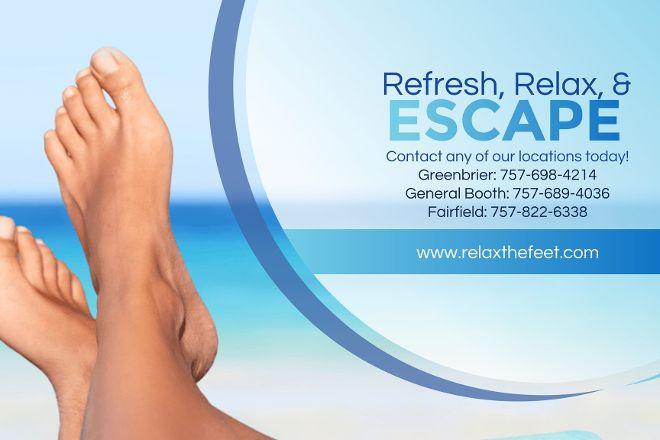 Relax the Feet, Chesapeake, United States