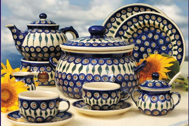 Renditions Polish Pottery, Weston, United States