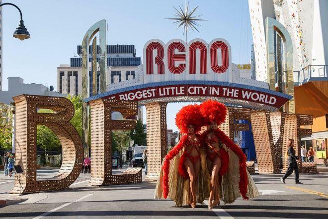 Reno Riverwalk District, Reno, United States