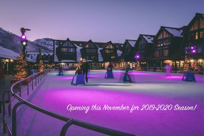 Resort Center Ice Rink, Park City, United States