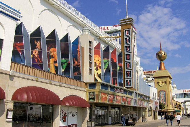 Resorts Casino Hotel, Atlantic City, United States