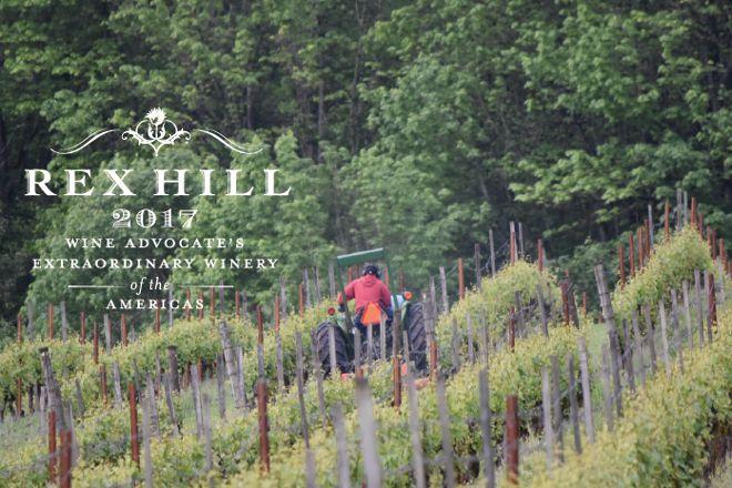 REX HILL Winery & Vineyards, Newberg, United States