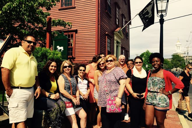 Rhode Island Red Food Tours, Newport, United States