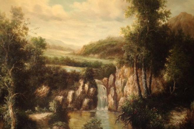 Richard Boyd Art Gallery, Peaks Island, United States
