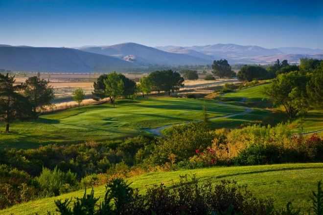 Ridgemark Golf and Country Club Resort, Hollister, United States
