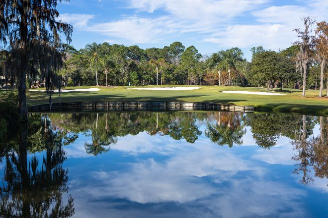Rio Pinar Country Club, Orlando, United States