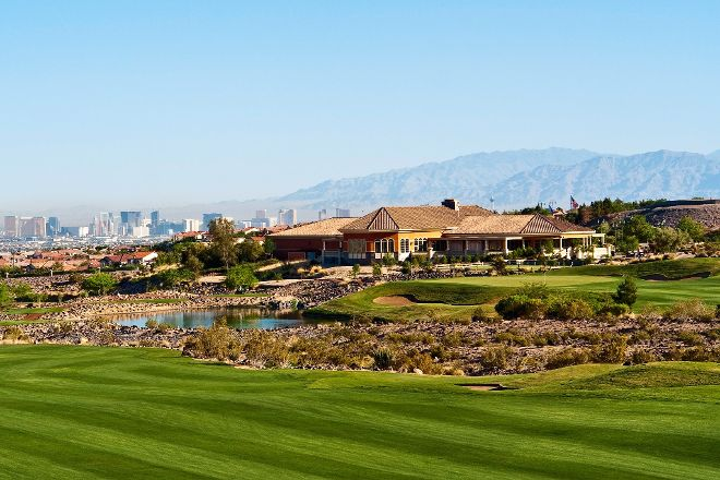 Rio Secco Golf Club, Henderson, United States