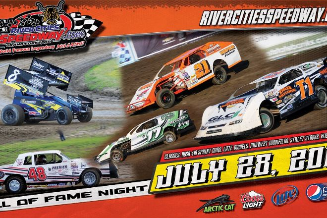 River Cities Speedway, Grand Forks, United States