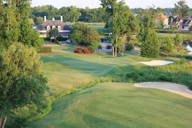 River Golf Club, North Augusta, United States