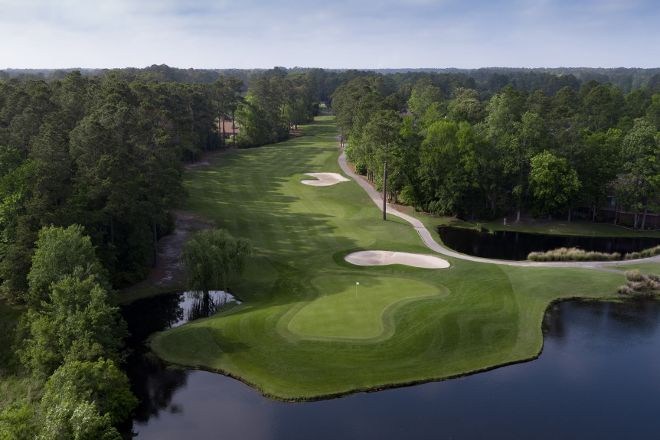 River Hills Golf & Country Club, Little River, United States