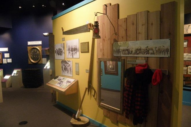 River of History Museum, Sault Ste. Marie, United States