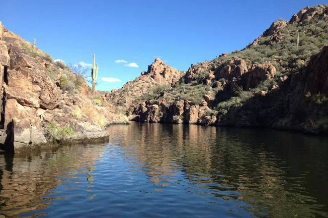 Riverbound Sports, Tempe, United States