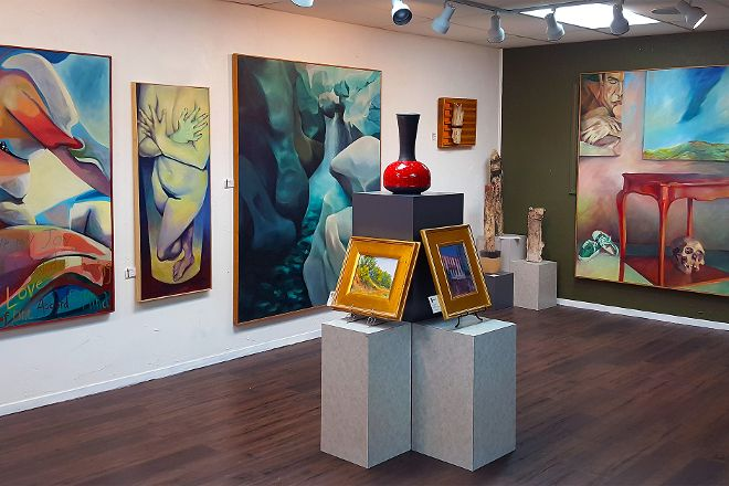 River's Edge Gallery, Kerrville, United States