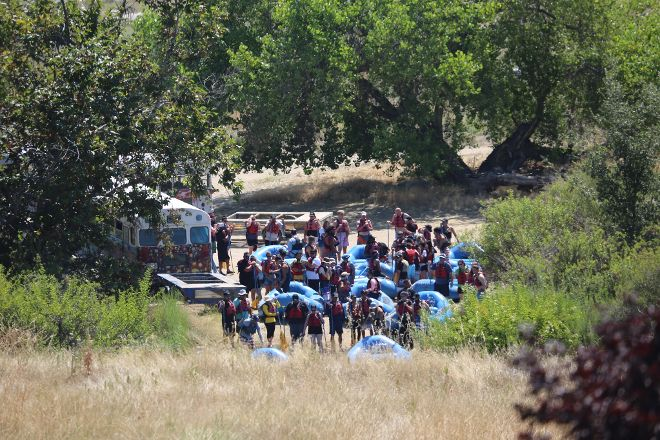 River's End Rafting, Bakersfield, United States