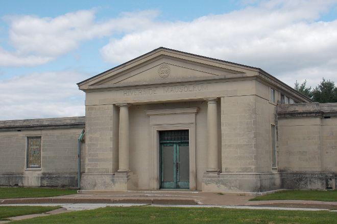 Riverside Cemetery, Moline, United States