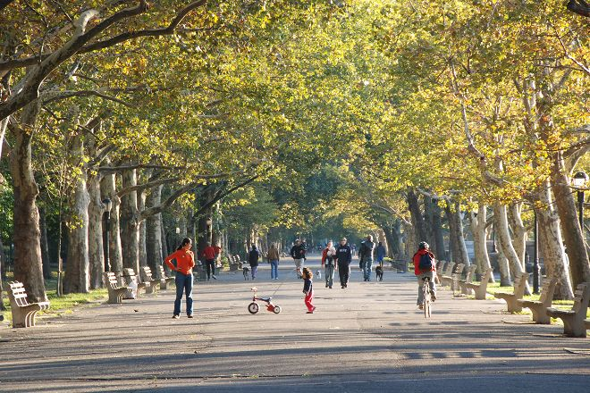Riverside Park, New York City, United States