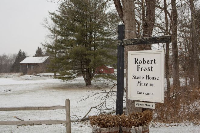 Robert Frost Stone House Museum, Shaftsbury, United States