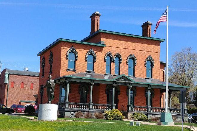 Robert H. Jackson Center, Jamestown, United States