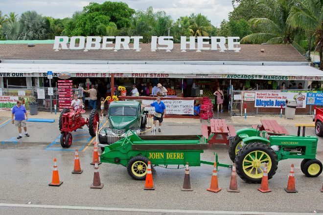 Robert Is Here, Homestead, United States