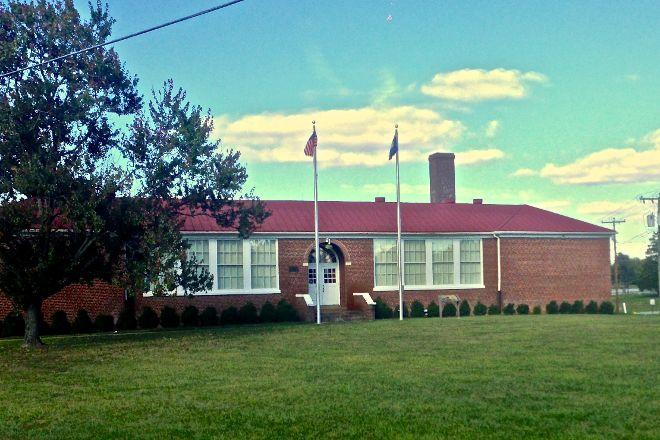 Robert Russa Moton Museum, Farmville, United States