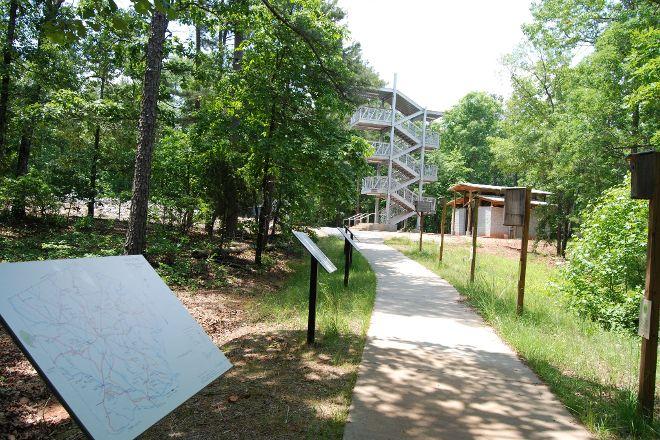 Rock Hawk Effigy and Trails, Eatonton, United States