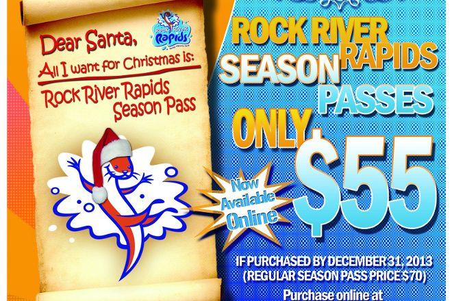 Rock River Rapids, Derby, United States