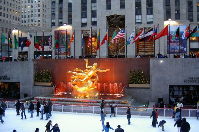 Rockefeller Center, New York City, United States